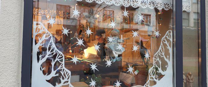 Kalėdos Saulutės galerijoje!