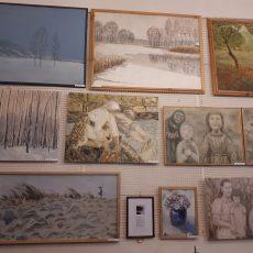 Stasės Kanapeckienės tapybos paroda