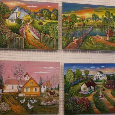 Aldutės Sadauskienės tapybos paroda