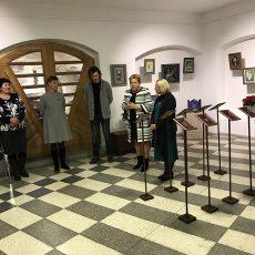 """Jūratės ir Manto Mikulevičių paroda """"Pasaulių pajautos"""""""