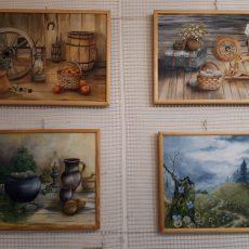 Janinos Petraitienės tapybos darbų paroda